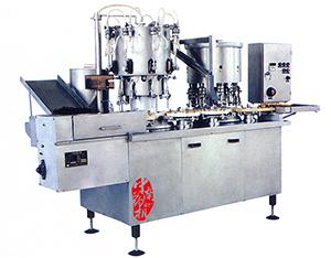 DGZ4/DGZ8型口服液灌装旋轧盖机