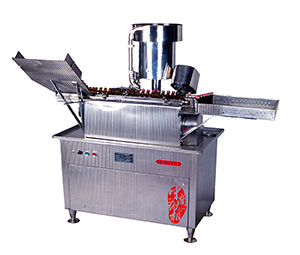 YG-10B型口服液灌轧机