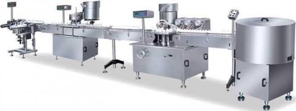 小型液体制剂生产线