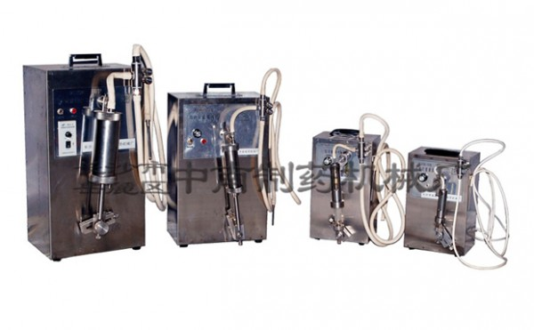 台式液体灌装机