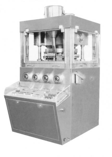 旋转压片机